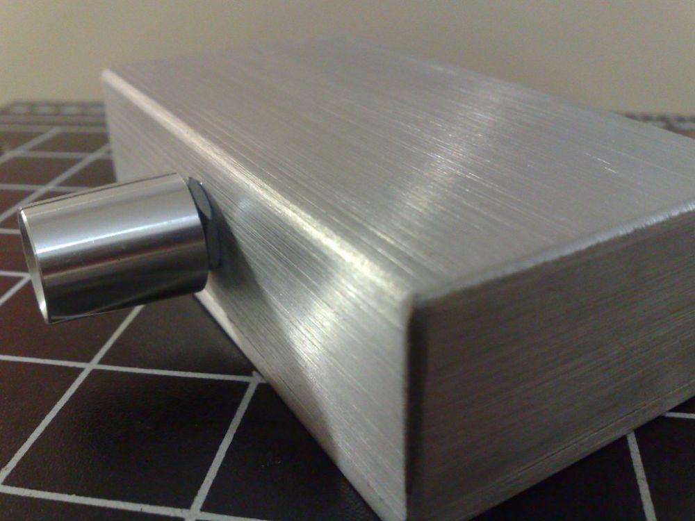 Alluminio anodizzato